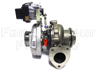 Picture of FF009866 - Turbocharger Assy