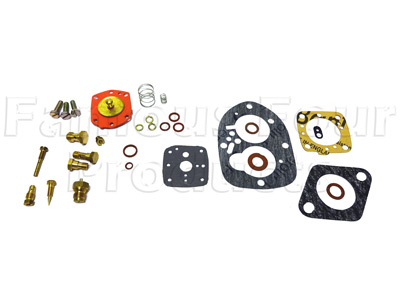 Picture of FF009884 - Carburettor Gasket Kit
