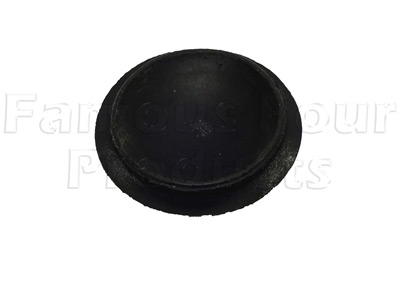 Picture of FF009896 - Rubber Grommet - Transmission Tunnel Plug