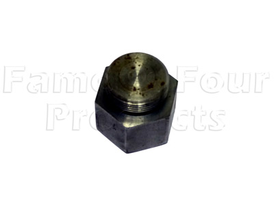 Picture of FF009907 - Spacer - Viscous Fan