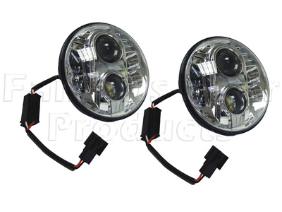 LED Headlamp Upgrade Kit -  -