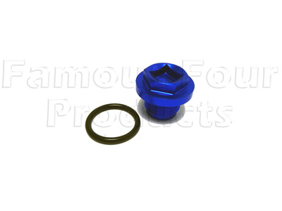 Picture of FF009978 - Radiator Filler Plug