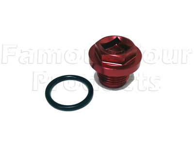 Picture of FF009979 - Radiator Filler Plug