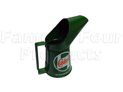 Picture of FF009986 - Pouring Jug - Castrol - Enamel
