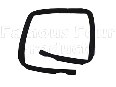 Truck Cab to Bulkhead Lower Seal -  -