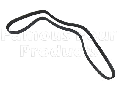 FF010008 - Auxiliary (Serpentine) Drive Belt - Land Rover 90/110 and Defender