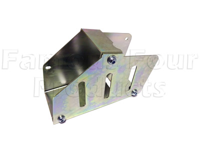 Guard - Fuel Cooler - TDCi