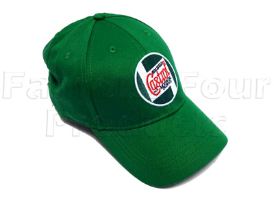 Picture of FF010016 - Baseball Cap - Green