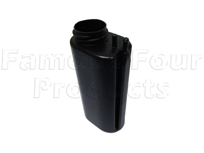 Overflow Bottle - Coolant