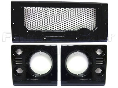 Picture of FF010079 - Front Grille and Headlight Surround Upgrade Kit