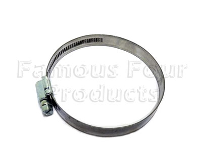 FF010085 - Hose Clip - Air Filter Housing - Land Rover 90/110 and Defender