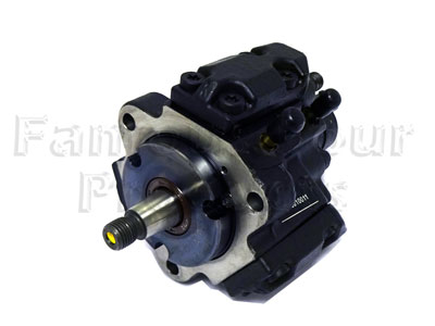 Fuel Injection Pump - on Engine