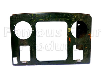 Picture of FF010090 - Front Radiator Panel
