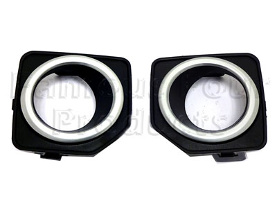 Picture of FF010133 - Front Fog Lamp Surrounds