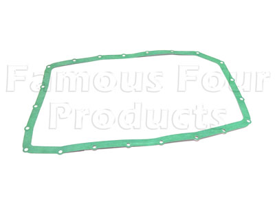 Gasket for Modified Filter and Oil Pan Assembly