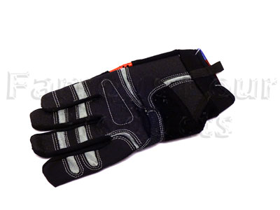 Warn Winching Gloves - Land Rover and Range Rover
