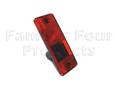 Picture of FF010161 - Side Marker - Amber