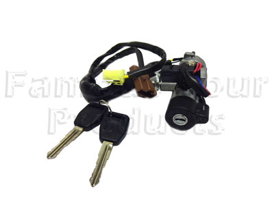 Ignition Lock and Key Replacement -  -