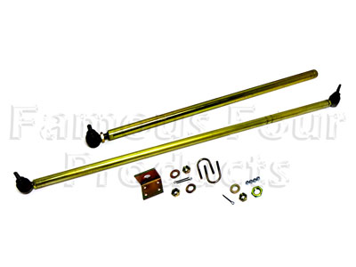 Steering Track Rod & Drag Link Heavy Duty Bars - Discovery '200' Series (1990-94 Models)