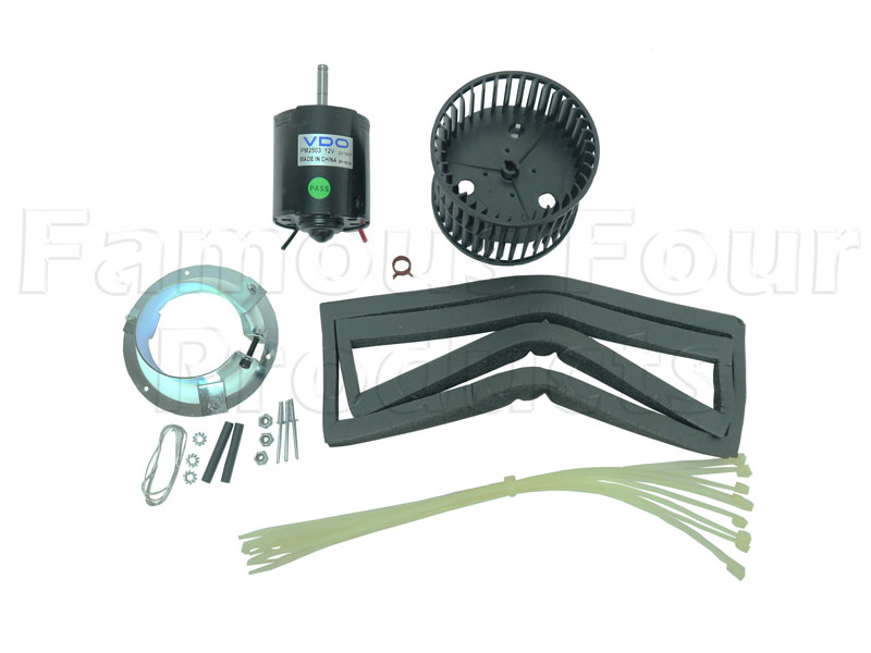 Picture of FF010220 - Heater Blower Motor Replacement Kit
