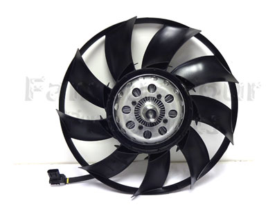 Fan with Viscous Coupling (integrated unit) -  -