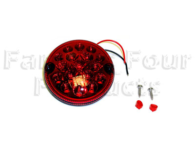 Picture of FF010267 - Rear Fog Lamp - LED