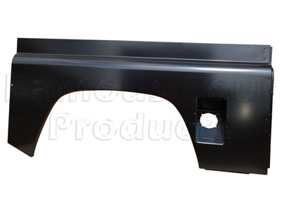 Rear Outer Wing Skin 90 -  -