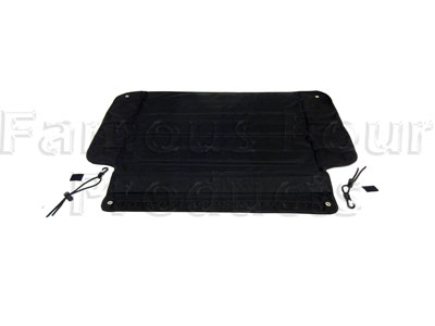Rear Bumper Protector Cover - Fold out -  -