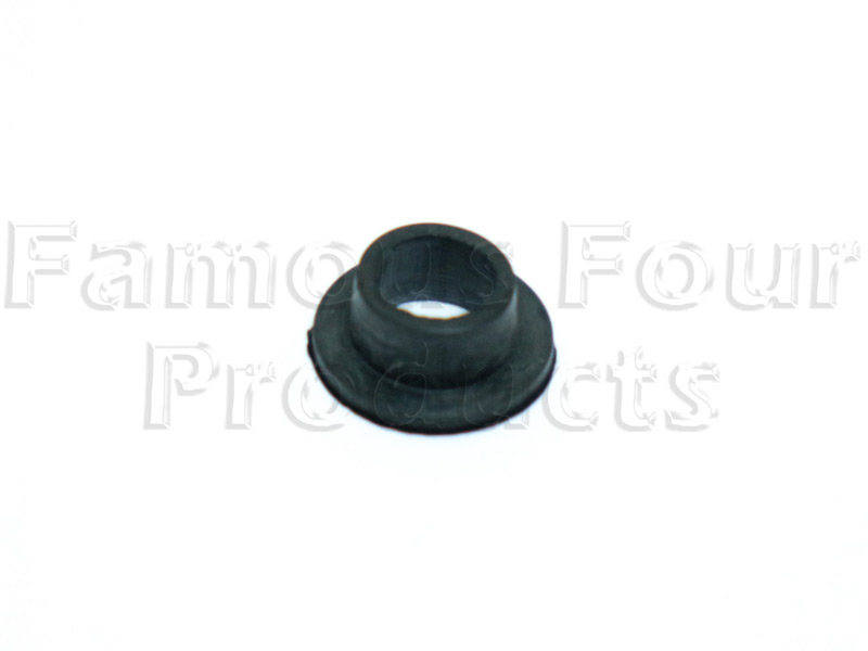 Rubber Washer for Sliding Side Window Catch Screw Finisher
