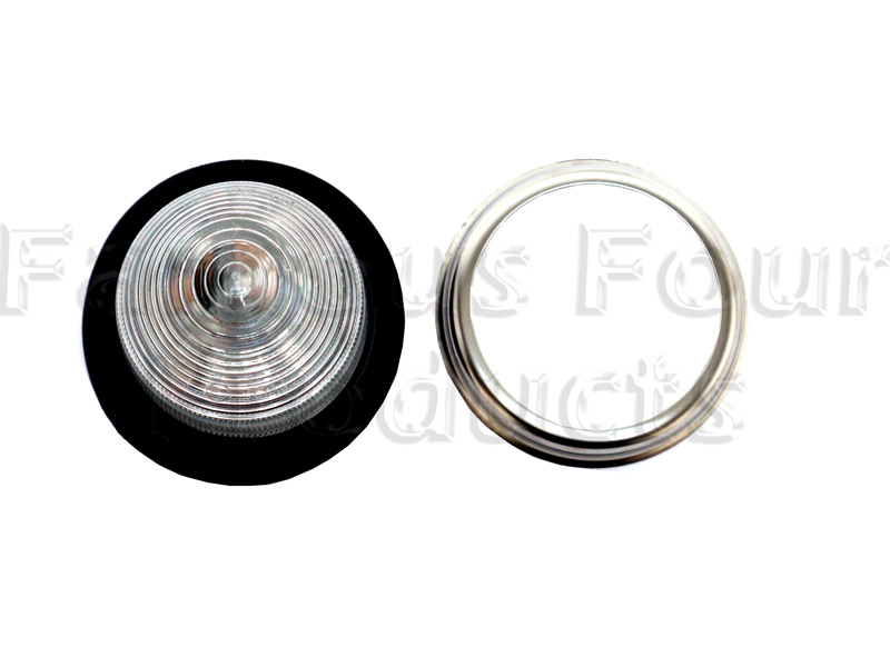 FF010407 - Front Side Light Assy. - Land Rover Series IIA/III
