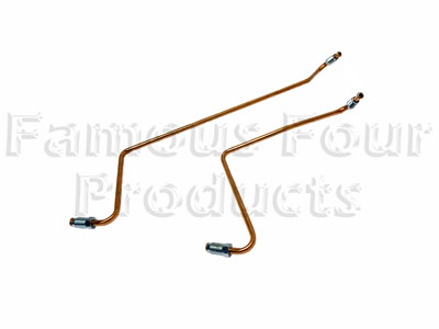Picture of FF010463 - Metal Pipe Kit - Steering Rack Repair