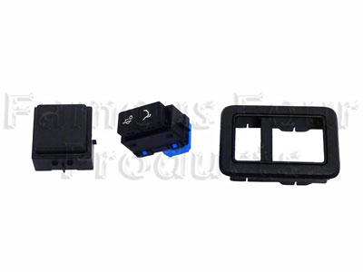 Picture of FF010495 - Switch for Power Deployable Tow Hitch