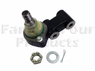 Rear A-Frame Ball Joint with Fulcrum Bracket -  -