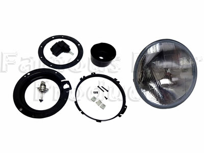 Headlamp Kit - Manual Levelling -  -