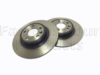 Picture of FF010594 - Brake Disc