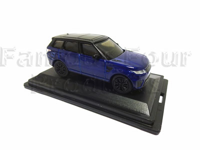 FF010610 - 1/76 Scale Model - Range Rover SVR Sport - Land Rover 90/110 and Defender