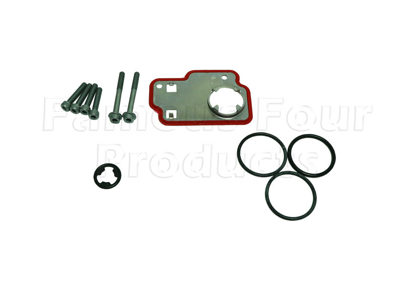 Driveshaft Coupling Oil Seal Kit for Haldex Unit