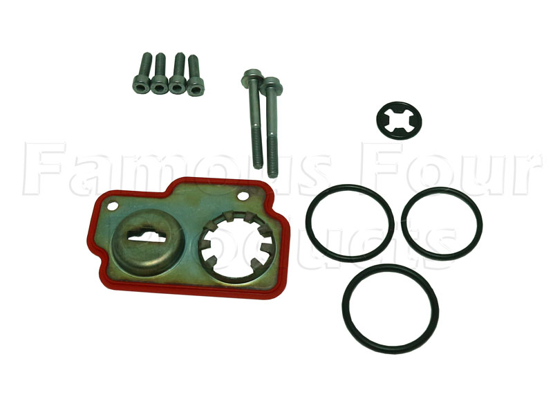 Driveshaft Coupling Oil Seal Kit for Haldex Unit -  -