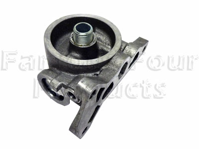 Oil Filter Adaptor Head -  -