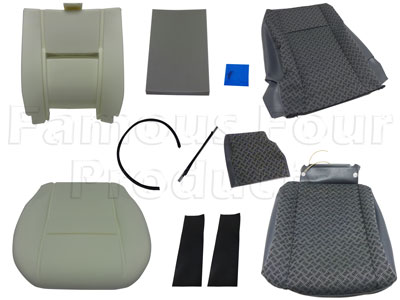 Re-Trim Kit - Front Outer (1 Seat)