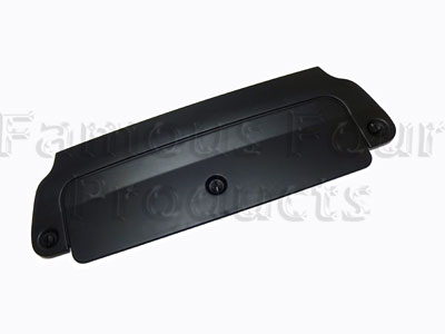 Towing Eye Bumper Cover -  -