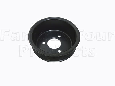 Pulley - Cooling Fan -  -