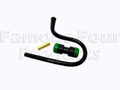 Inlet Tube Pipe for Suspension Compressor -  -