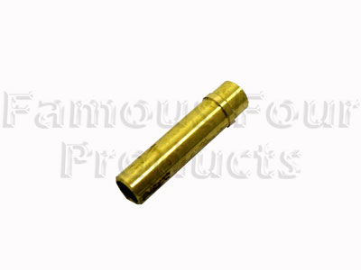 Insert Connector for Inlet Pipe to Suspension Compressor -  -