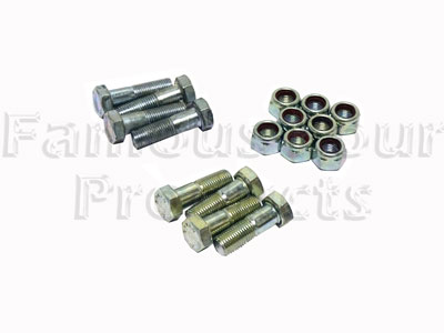 Propshaft Fixing Kit - Front -  -