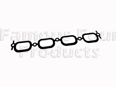 Gasket - Inlet Manifold to Cylinder Head -  -