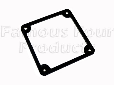 FF010980 - Seal - Air Duct Body to Supercharger - Range Rover L322 (Third Generation) up to 2009 MY