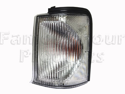 Front Indicator Lamp - Clear Lens -  -