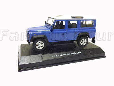 1/24 Scale Model - Land Rover 110 Station Wagon