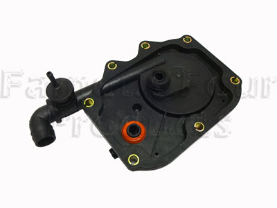 Cover - Inlet Manifold